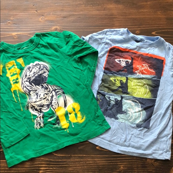 Other - Lot of 2 boys shirts